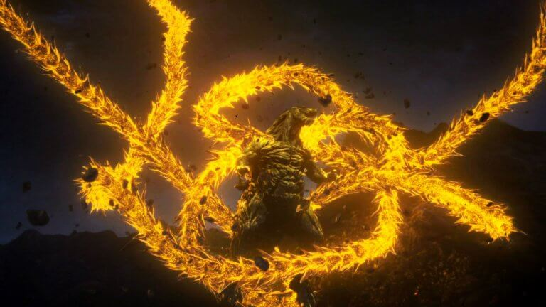 《哥吉拉:噬星者》劇照