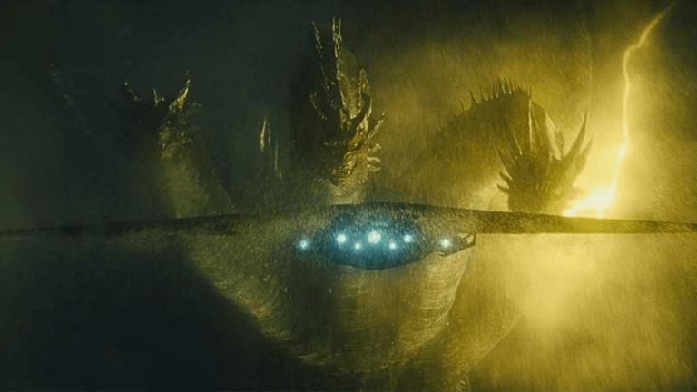 神龍見首更見尾!《哥吉拉 II:怪獸之王》最新劇照現王者基多拉全新面貌