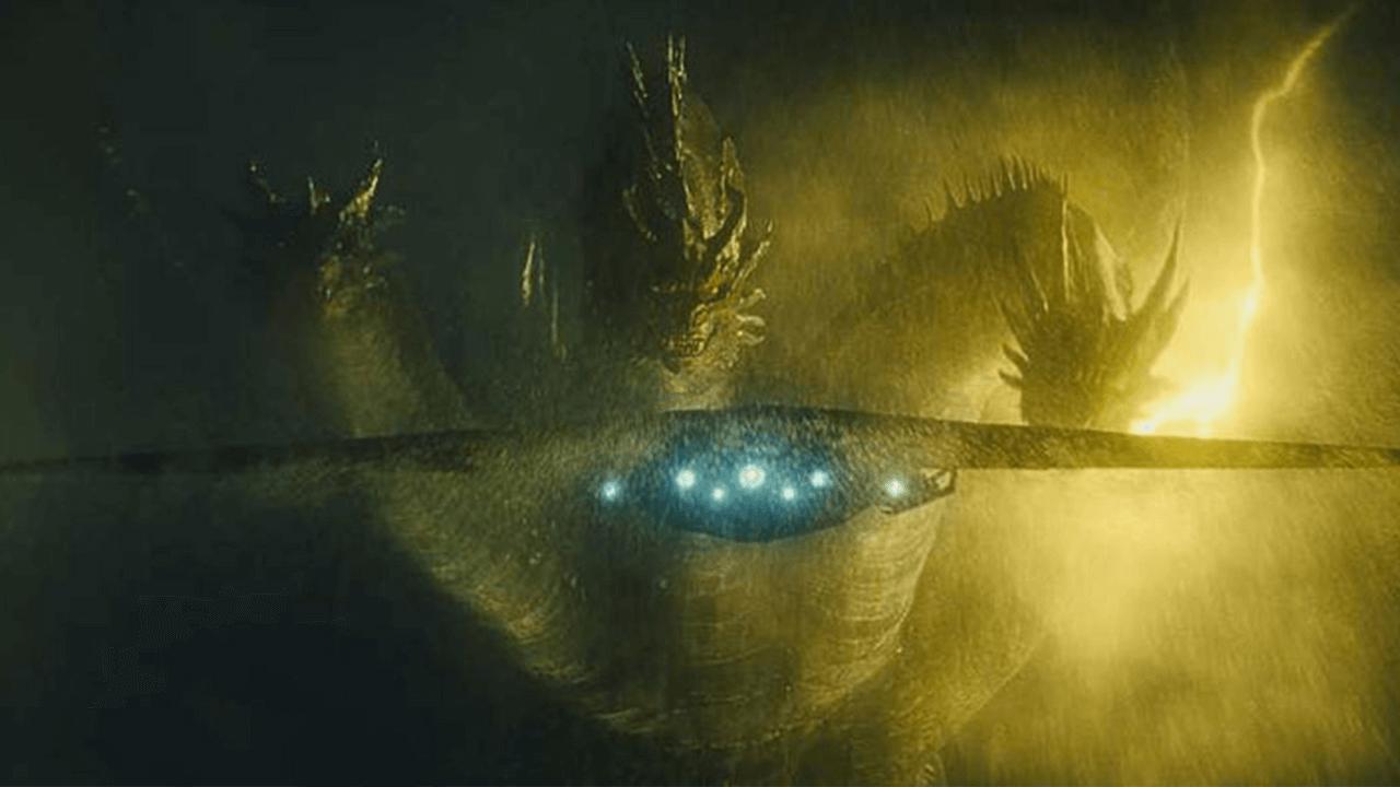 神龍見首更見尾!《哥吉拉 II:怪獸之王》最新劇照現王者基多拉全新面貌首圖