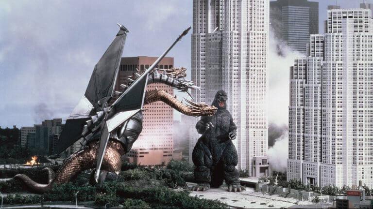 哥吉拉 vs 王者基多拉 (六度空間大水怪) 劇照
