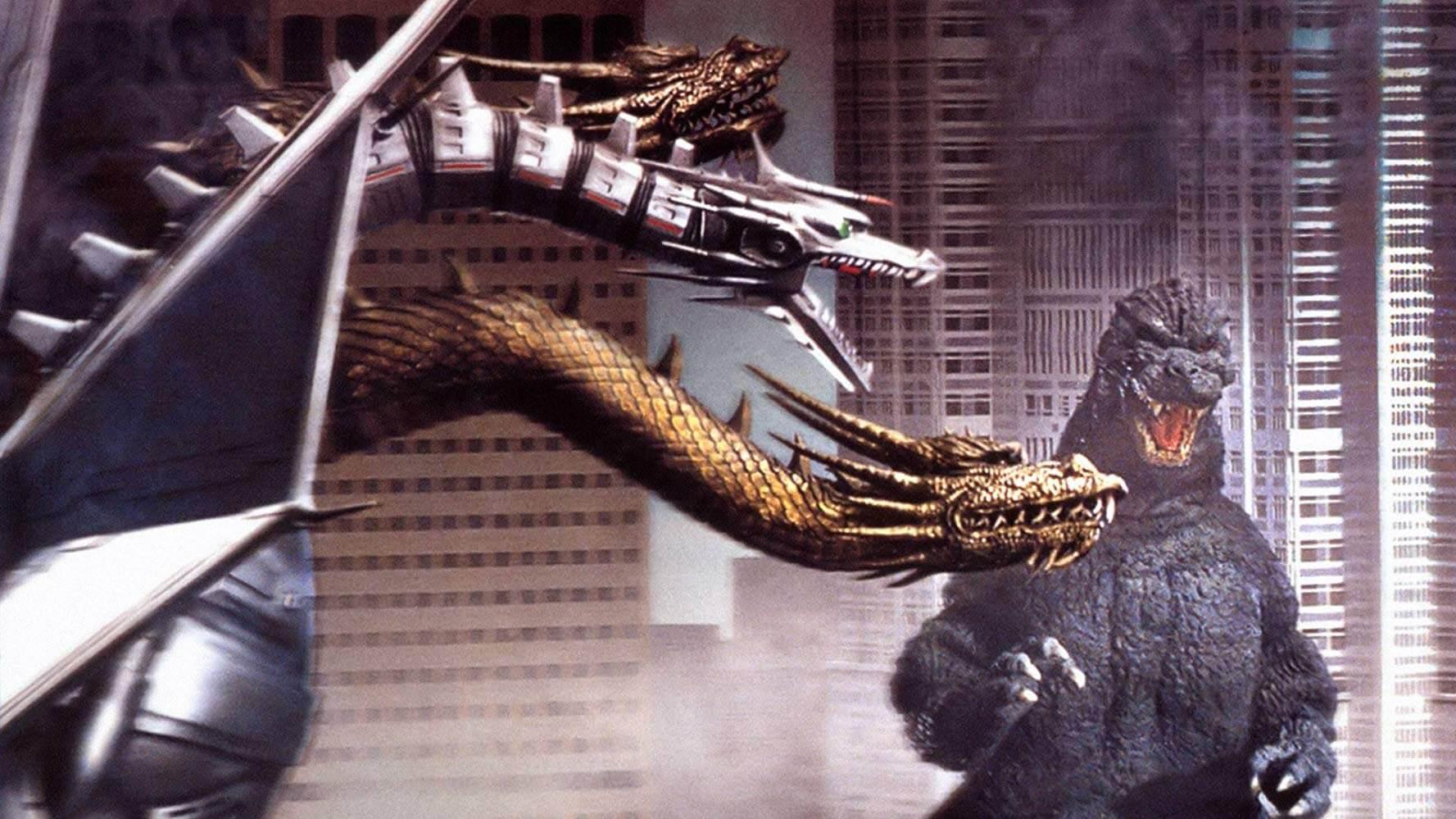 【專題】怪獸系列:《哥吉拉 vs 王者基多拉》時間旅行矛盾下的日本人自畫像(58)首圖