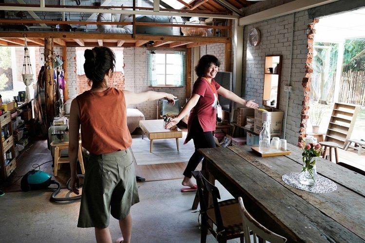 《俗女養成記 2》嘉玲新家室內照。