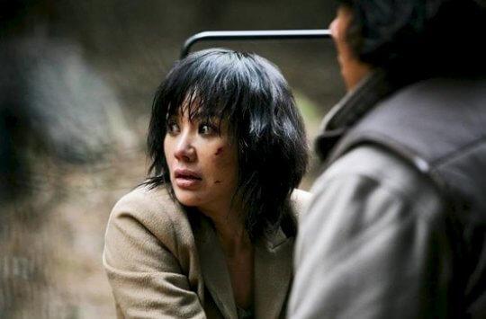 嚴正化在《模犯母親》中演技大爆發,飾演女兒遭撕票殺害的母親