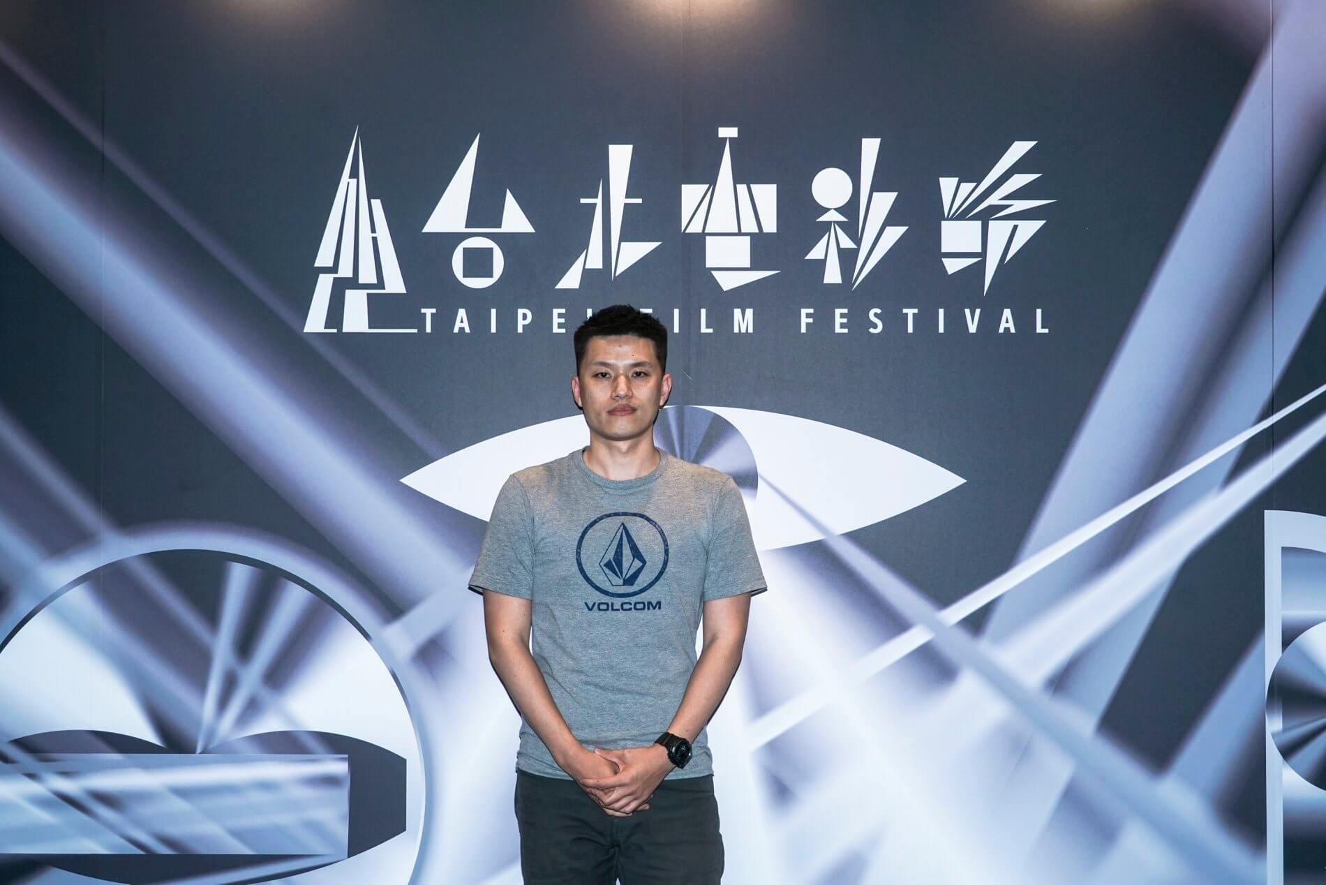 台灣紀錄片《回家的理由》導演張明右。