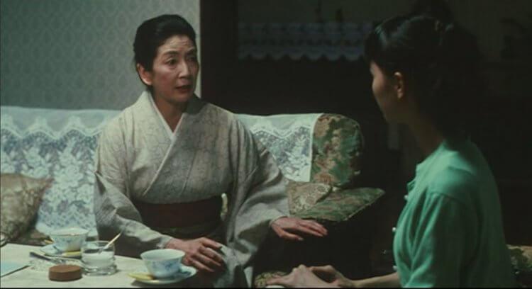 相隔 40 年再度回歸哥吉拉電影,於 1995 年《哥吉拉 vs 戴斯特洛伊亞》中演出的河內桃子(昔日山根博士之女)。