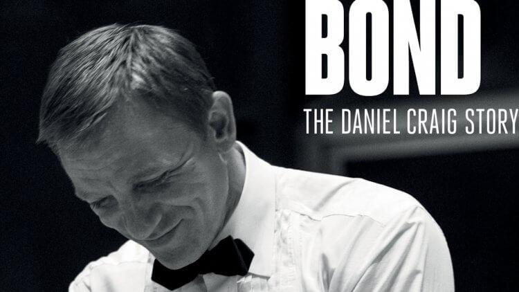 回顧丹尼爾克雷格的龐德旅程,《Being James Bond》Apple TV App 獨家免費串流線上播映首圖