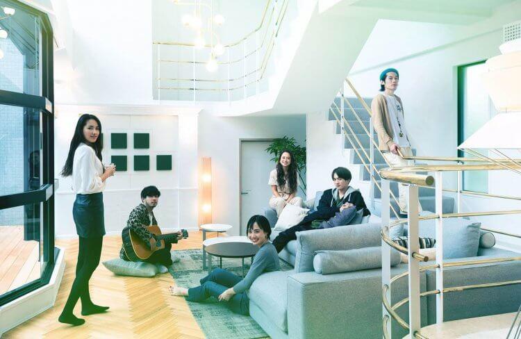 《雙層公寓》第五部開播宣傳照。