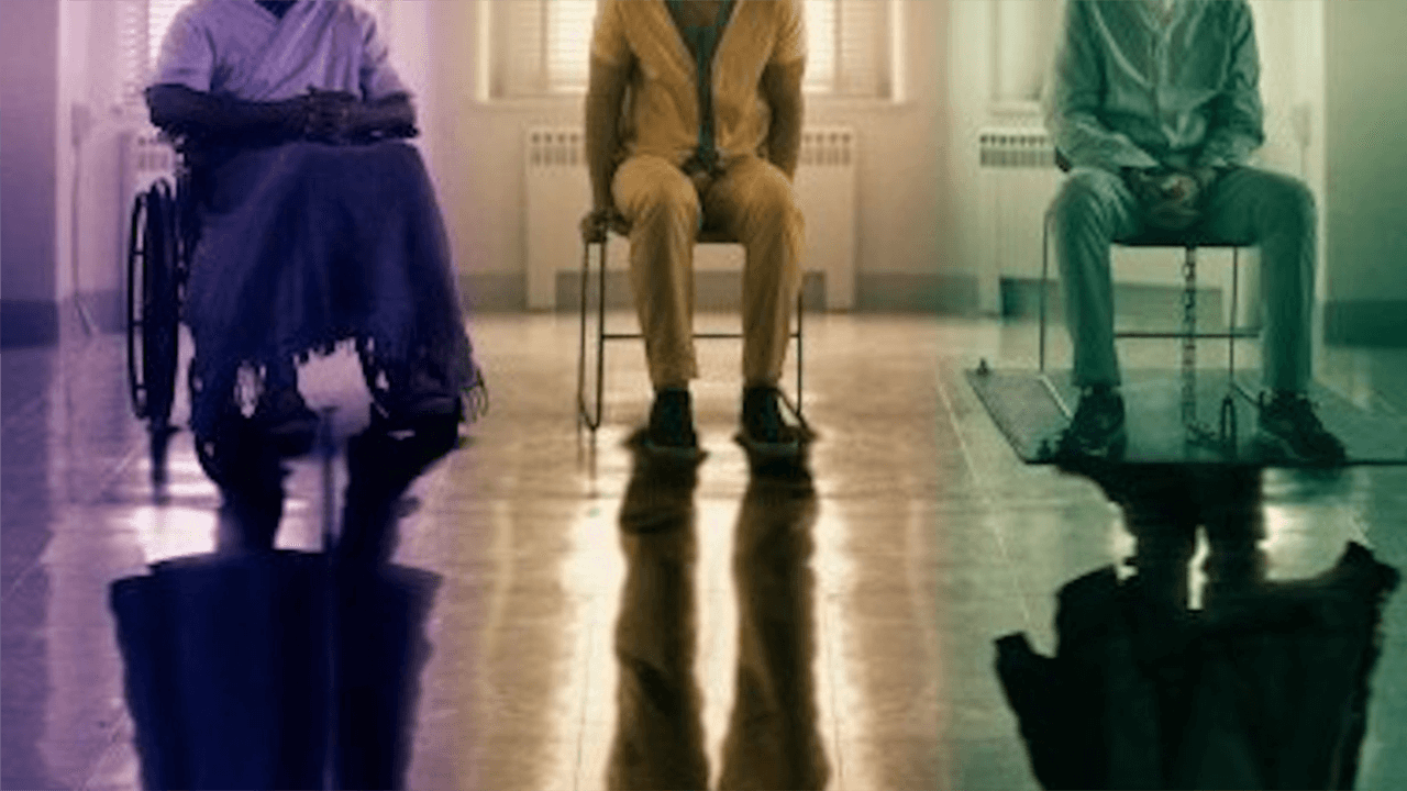 驚心動魄&分裂續篇:《異裂》前導海報曝光!三巨頭合體驚悚超級英雄電影宇宙首圖