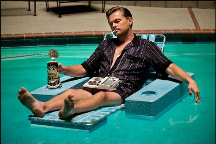 《從前,有個好萊塢》李奧納多狄卡皮歐 (Leonardo DiCaprio)