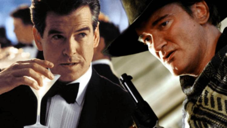 我們永遠看不到昆汀塔倫提諾執導的《皇家夜總會》,但我們看過的《007 首部曲:皇家夜總會》抄襲了他的點子首圖