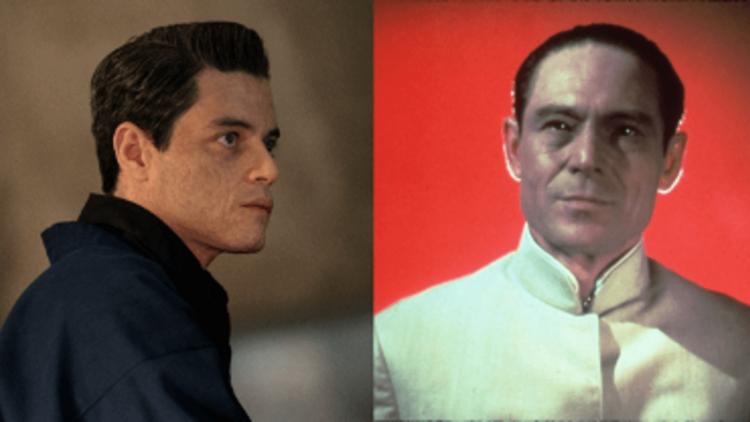 《007:生死交戰》反派薩芬的真面目是……元祖龐德電影的那位大反派?首圖