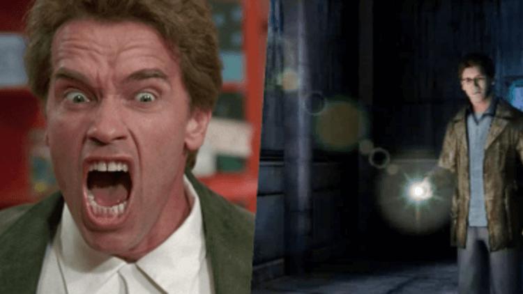 歡樂的阿諾電影《魔鬼孩子王》原來與恐怖遊戲《沉默之丘》這麼有緣?那間陰森小學原來是致敬……首圖