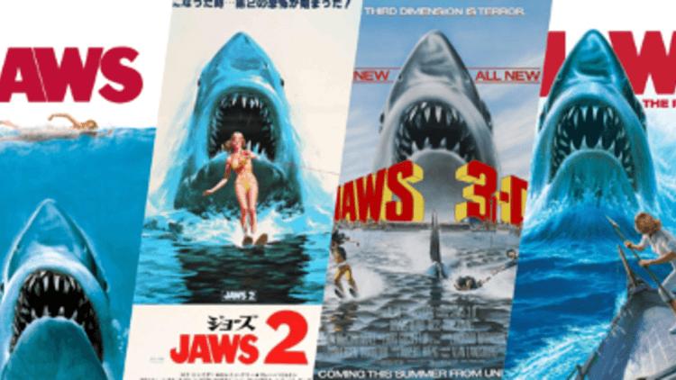定義「強檔大片」、污名化鯊魚形象,《大白鯊》系列全四集電影歷史分析首圖