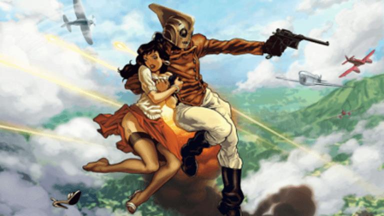光明的天空騎士《火箭人》,如何飛越殘念的青空?(上) 對抗黑暗騎士,只能派出老鼠之家的黃金陣容