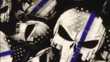 當制裁者 logo 成為軍人與警察的最愛……制裁者為什麼不爽?(中):討厭警察的制裁者,竟然成為了警察偶像