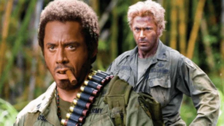 白人扮成黑人!為什麼《開麥拉驚魂》中小勞勃道尼「扮黑臉」並沒有引起爭議?首圖