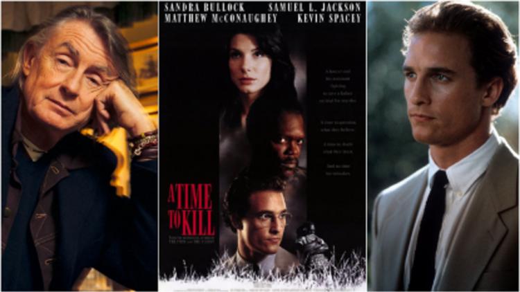 喬伊舒馬克與他的《殺戮時刻》,如何讓默默無名的馬修麥康納成為億萬票房明星?首圖
