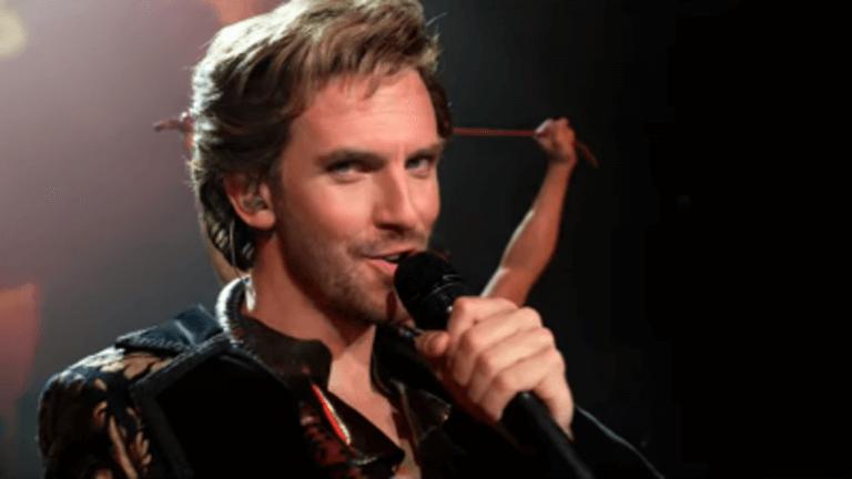 能歌善舞又超帥的丹史蒂文斯,如何在《歐洲歌唱大賽:火焰傳說》展現金毛獅王之風!