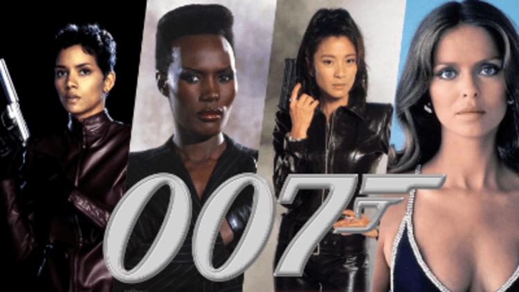 回顧近 60 年龐德史,那些差點成為 007、對抗 007、超越 007 的龐德女郎們首圖