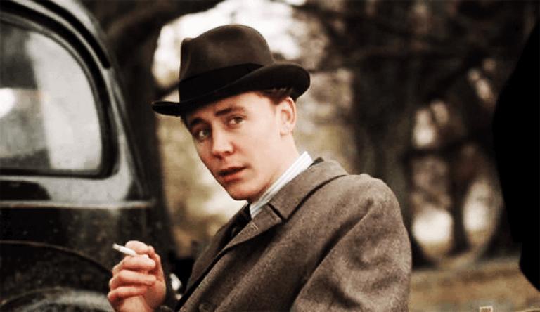 21 歲的湯姆希德斯頓,在《集結風暴》中飾演邱吉爾的兒子拉道夫邱吉爾。
