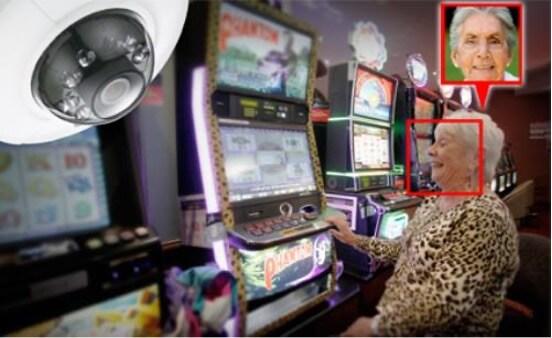 賭場的 NORA 系統。