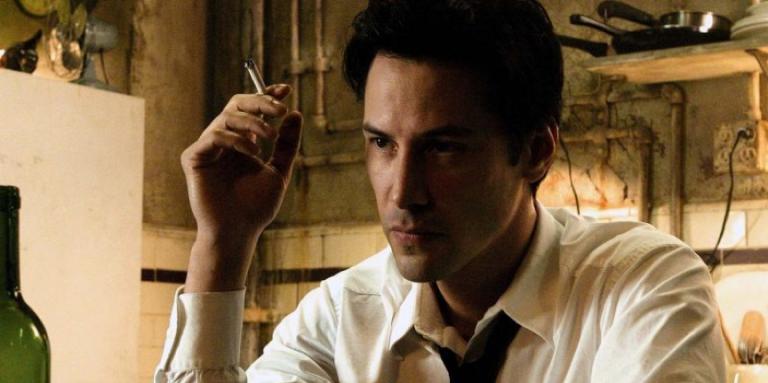 2005 年由基努李維主演的《驅魔神探:康斯坦汀》。