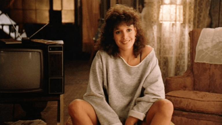 1983 年電影《閃舞》,電影中出現的舞曲一度風靡全球。