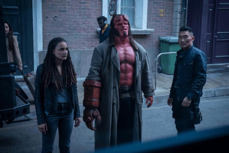 千禧年影業即將推出的《地獄怪客:血后的崛起》。