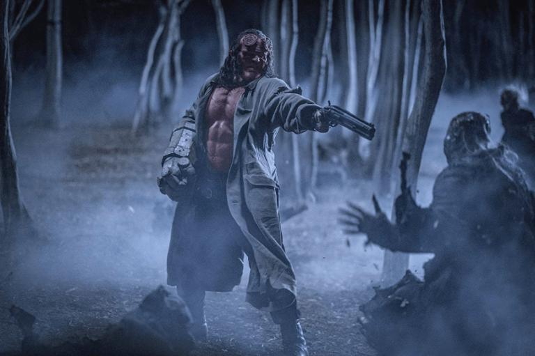 《地獄怪客:血后的崛起》十足的R級,每五分鐘就有一噴血。
