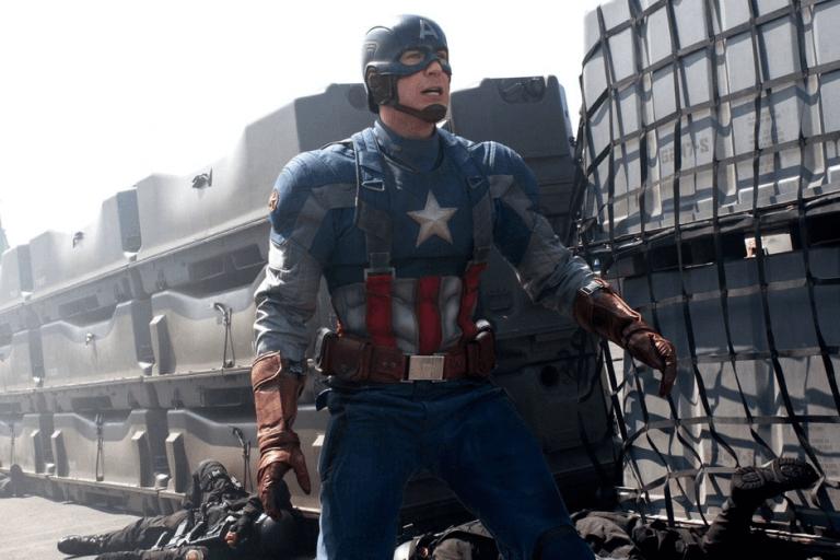 《美國隊長 2:酷寒戰士》劇照