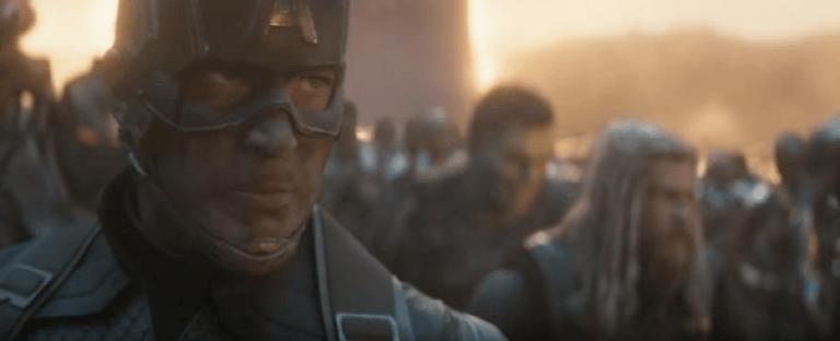 《復仇者聯盟4:終局之戰》(Avengers: Endgame) 劇照。