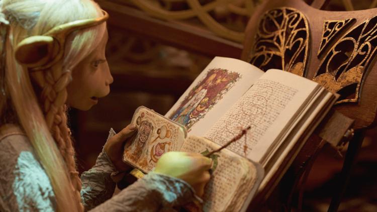 Netflix 影集《魔水晶:抗爭時代》:真實到彷彿你能置身其中的人偶神劇首圖