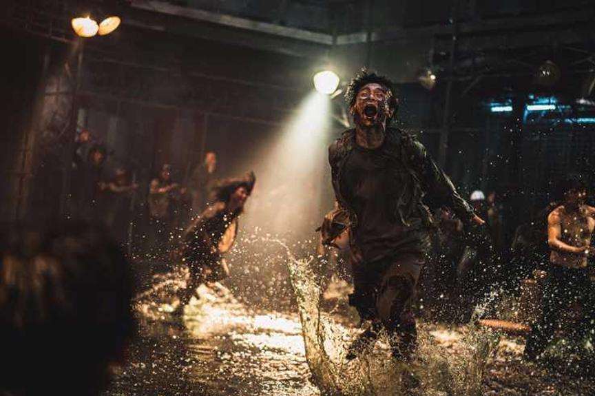 《屍速列車:感染半島》電影劇照。