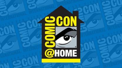 受肺炎疫情影響,2020 年的 SDCC 聖地牙哥國際漫畫展改以「Comic-Con@Home」之姿於線上開展。