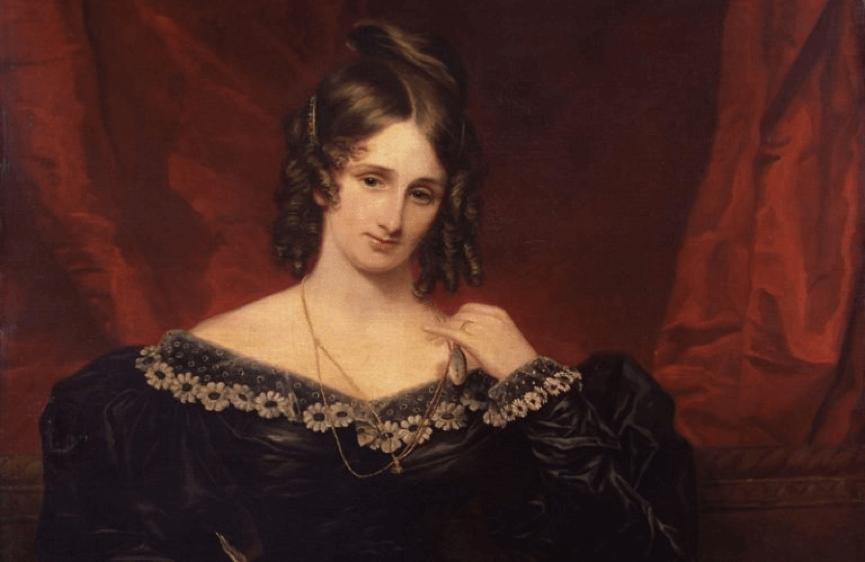 瑪麗雪萊 Mary Shelley 科幻小說 之母 世紀天才