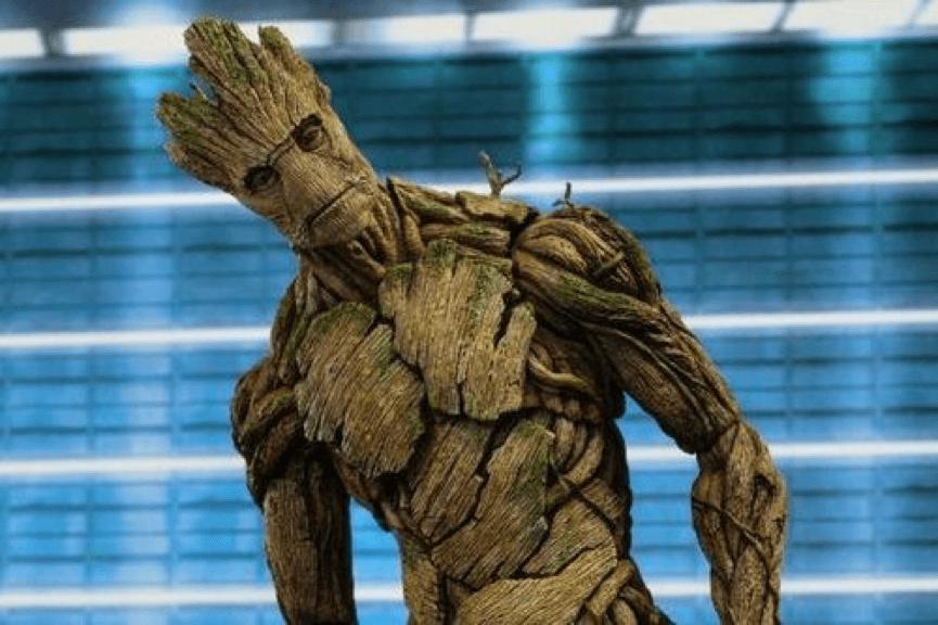 漫威 系列電影 星際異攻隊 銀河守護者 樹人 格魯特