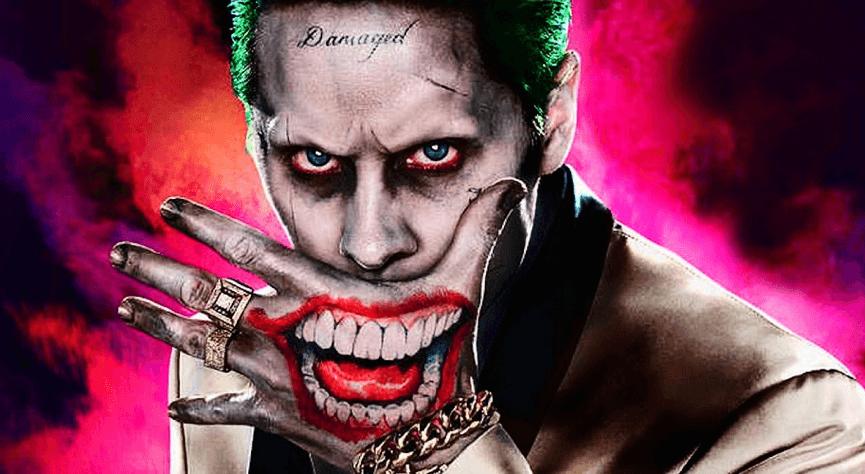 傑瑞德雷托 在《 自殺突擊隊 》中所詮釋的 小丑 形象大獲粉絲喜愛。