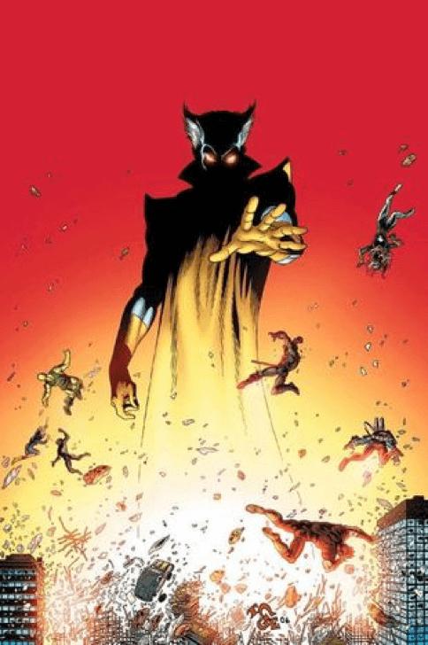《 復仇者聯盟 》 系列當中 勢不可擋的 宗師 。