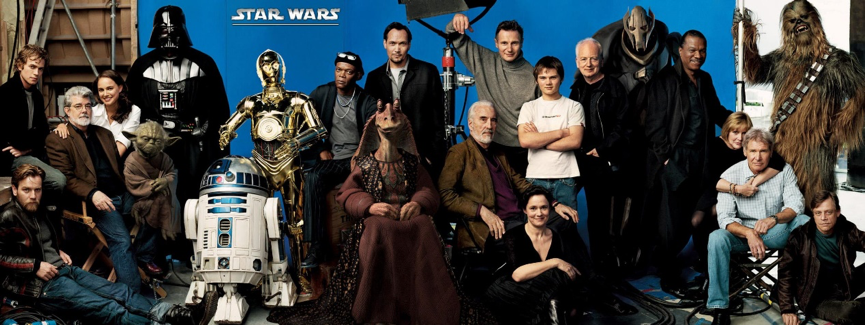 星戰 系列電影乘載了好幾個世代的回憶。
