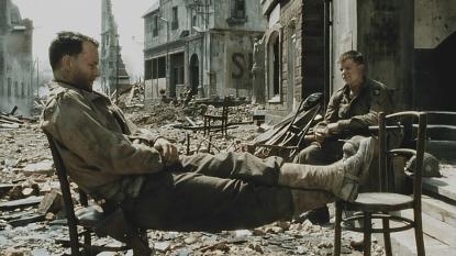 《搶救雷恩大兵》劇照。