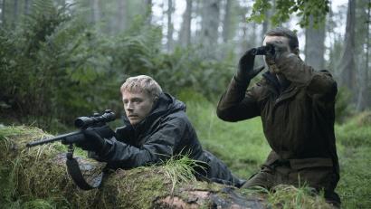 《獵日槍管》劇照。