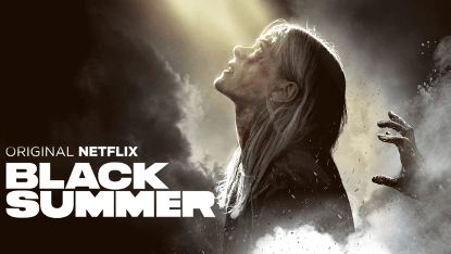 《黑暗夏日》(Black Summer) 劇照。
