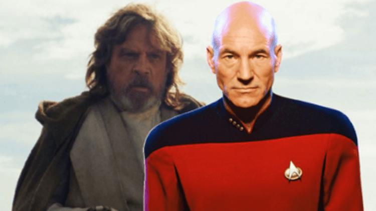 廣告同框是不夠滴 !「畢凱艦長」派崔克史都華盼《星際爭霸戰》與《星際大戰》跨界合作電影能成真首圖