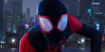 《蜘蛛人:新宇宙》。