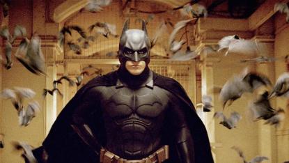 《蝙蝠俠:開戰時刻》劇照。