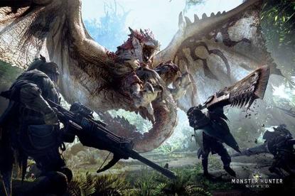 改編自 CAPCOM 卡普空經典遊戲系列《魔物獵人》的同名電影即將上映。