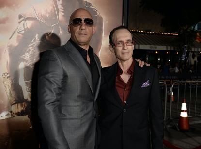 好萊塢動作影星馮迪索與導演大衛托伊很快將在《超世紀戰警》系列最新電影《Furya》繼續合作。