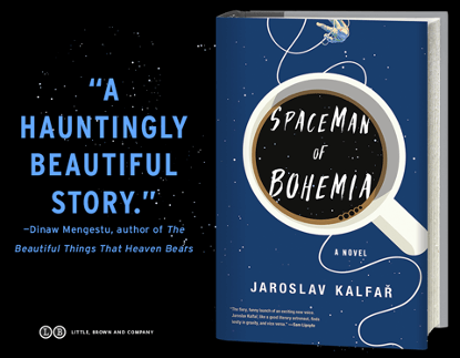 《The Spaceman of Bohemia》。