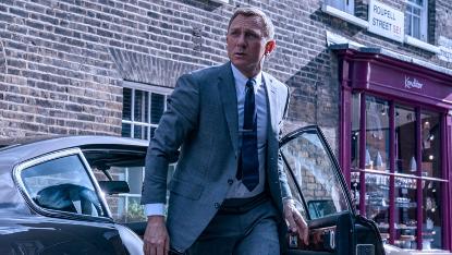 《007:生死交戰》劇照。