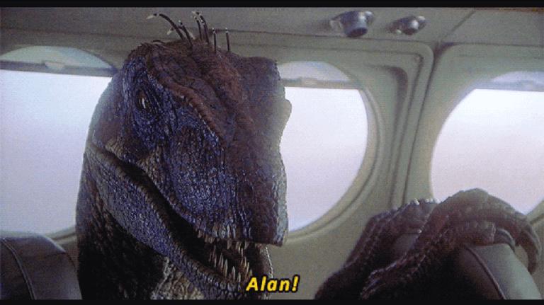 2001 年推出的《侏羅紀公園 3》。